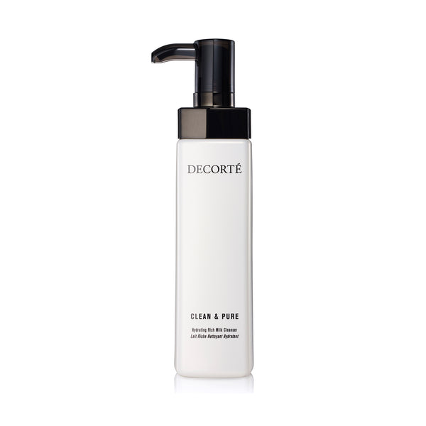 Decorté Cosmetics UK CLEAN & PURE HYDRATING RICH MILK CLEANSER
