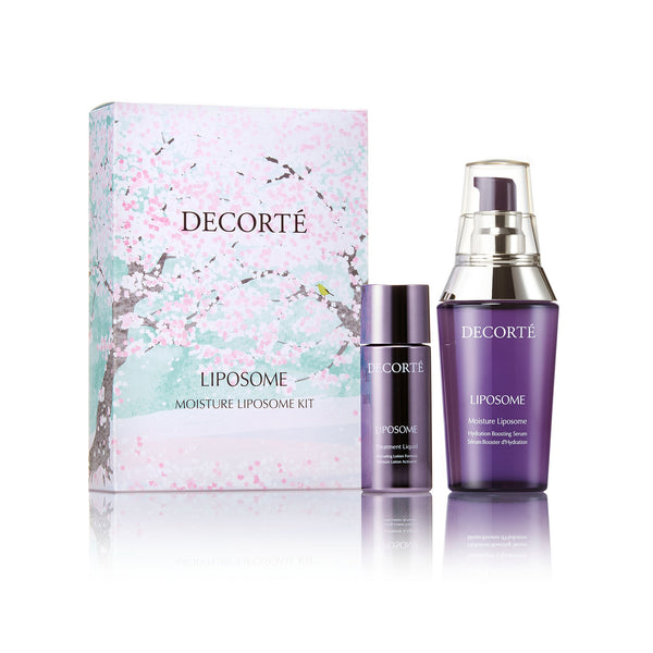 Decorté Cosmetics UK MOISTURE LIPOSOME SAKURA KIT