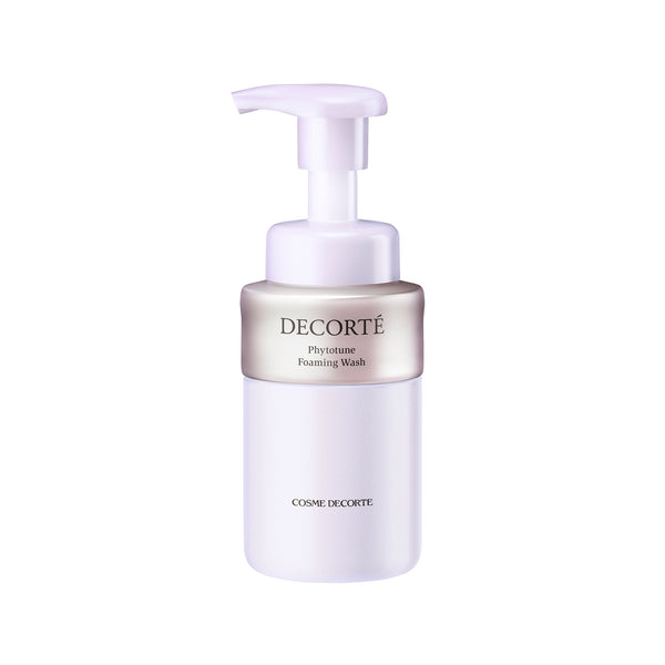 Decorté Cosmetics UK PHYTOTUNE FOAMING WASH