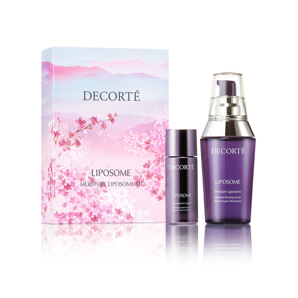 Moisture Liposome Sakura Kit (2021 EDITION)