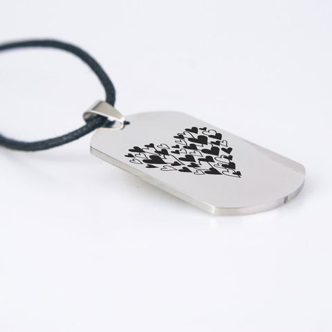 Image of A Whole Lotta Love Pendant pendant