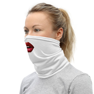 Red Lip Neck Gaiter
