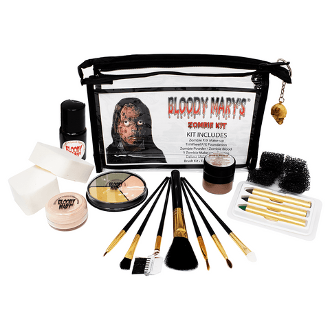 Image of Bloody Mary's Zombie Makeup Kit