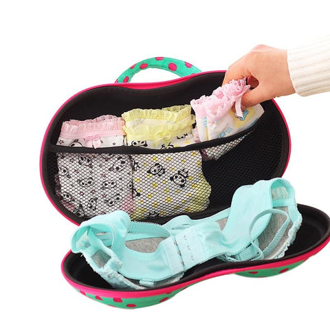 Bra and Panties Portable Pack Bag Drawer Organizers