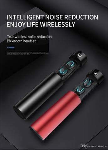 Image of Fantastic Sound from Stylish Mini Wireless Earbuds. Extra Special Deal! Earbuds
