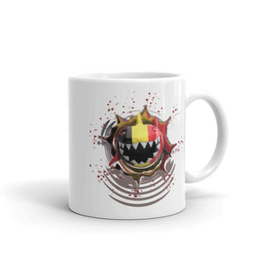 Germany Flag. Patriotic Shark. Tea or Coffee Mug 11oz