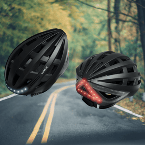 Lumos Kickstart Bicycle Helmet for Freedom, Exercise, Safety, & Style!