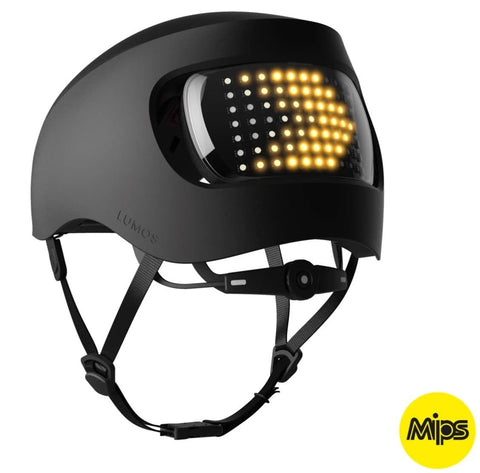 Lumos Matrix Bicycle Helmet for Safety, Protection, & Style