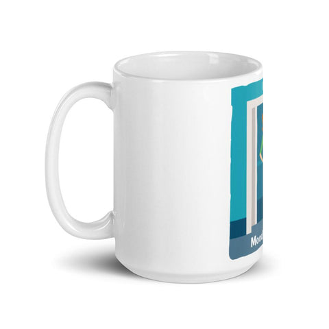 Mood Tea or Coffee Mug. Elevated Mood! Mugs
