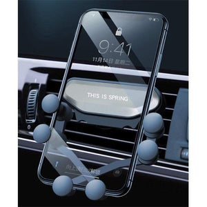 New Unique Universal Gravity Cell Phone & GPS Holder for Car