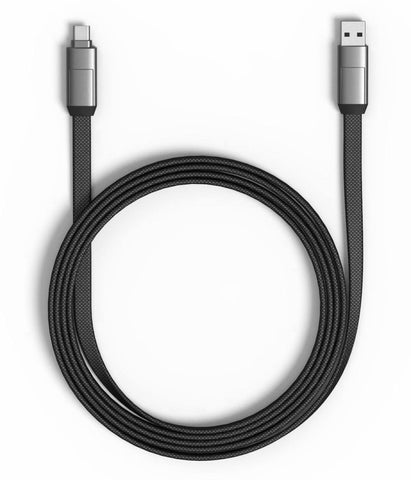Versatile InCharge 6 MAX USB, USB-C, Micro USB, and Lightning Connector and Cable