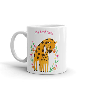 The Best Mom Tea or Coffee Mug