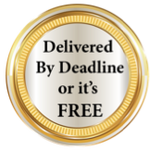 Image of Delivered by Deadline or it's FREE