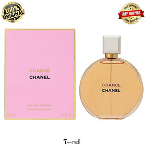 CHANEL CHANCE EDP 100 ML WOMEN'S PERFUME - RisaRose Luxury Shop