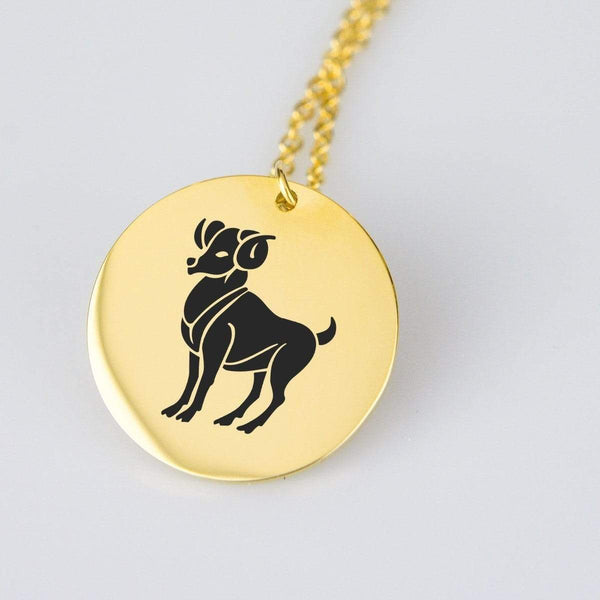 Aries Pendant - RisaRose Luxury Shop