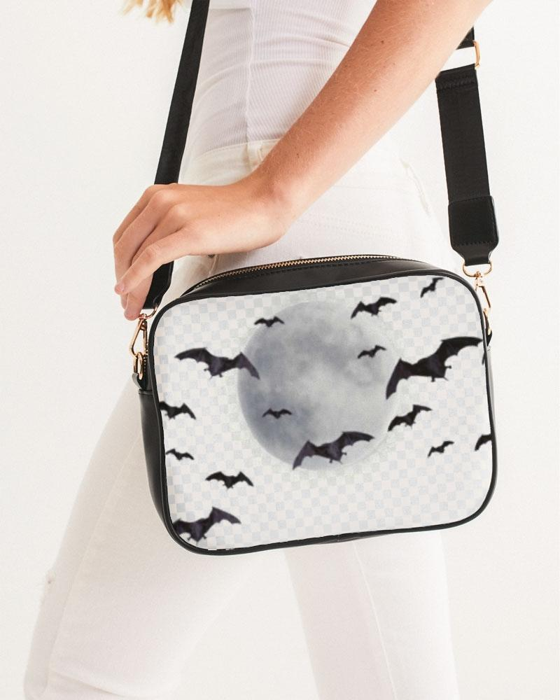 RisaRose Luxury Shop accessories Universal Bats Crossbody Bag