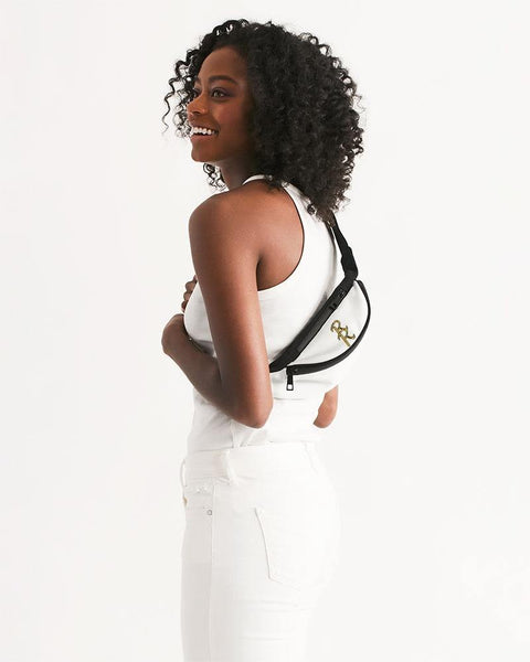 RRLS Logo 2 Crossbody Sling Bag - RisaRose Luxury Shop