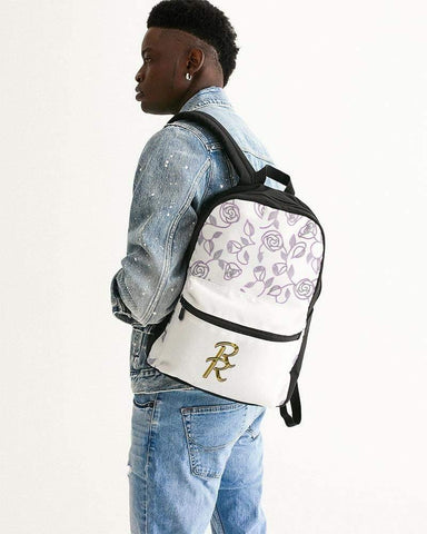 RRLS Rose Small Canvas Backpack - RisaRose Luxury Shop