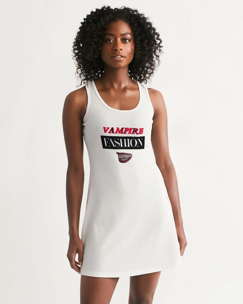 RisaRose Luxury Shop cloth RRLS Black Women's Racerback Dress