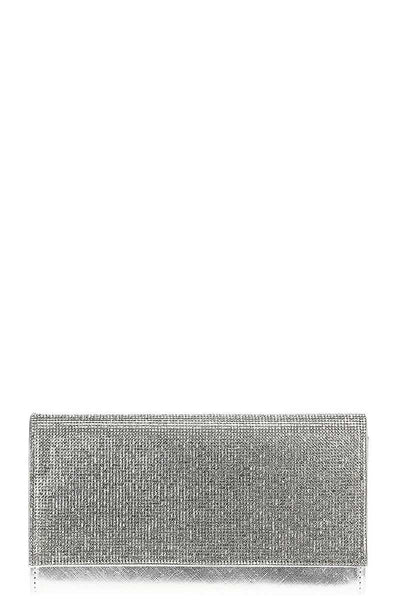 Stylish Multi Rhinestone Party Clutch With Chain - RisaRose Luxury Shop