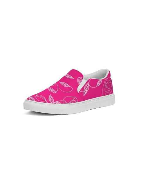 RRLS3.0 Women's Slip-On Canvas Shoe - RisaRose Luxury Shop