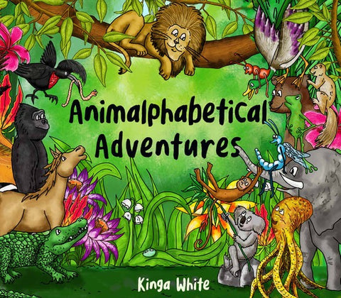 Animalphabetical Adventures
