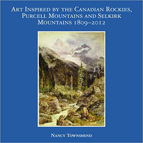 Art Inspired by the Canadian Rockies
