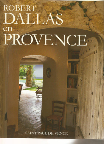 Robert Dallas en Provence (French and English text)