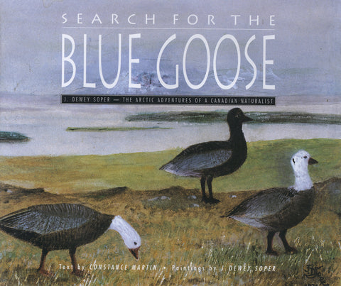 Search for the Blue Goose