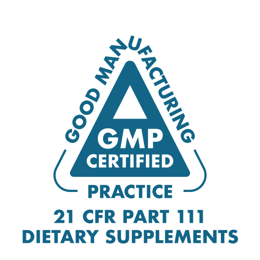 21 CFR Part 111 dietary supplements branded icon certification