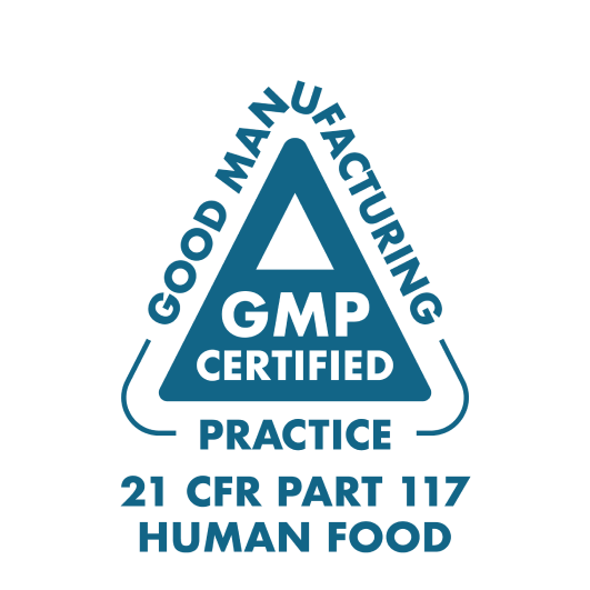 21 CFR Part 117 Human Food branded icon certification