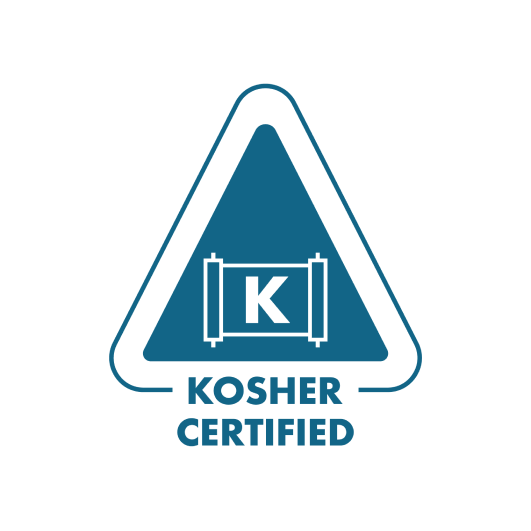 Kosher Certified logo branded icon certification