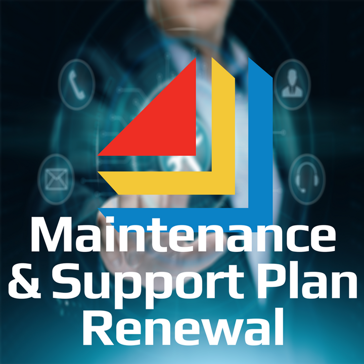Maintenance & Support Plan Renewal