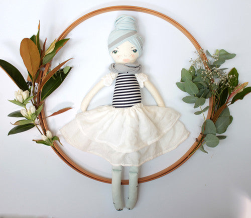 Hand made doll - Juliete