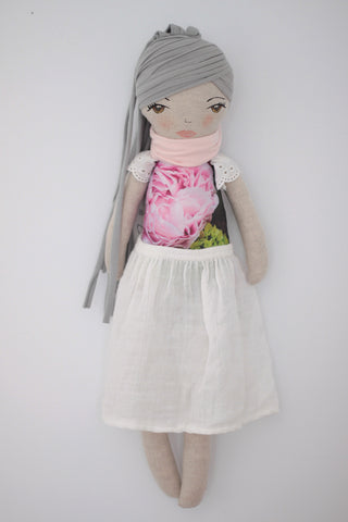 Hand made doll - Mayla