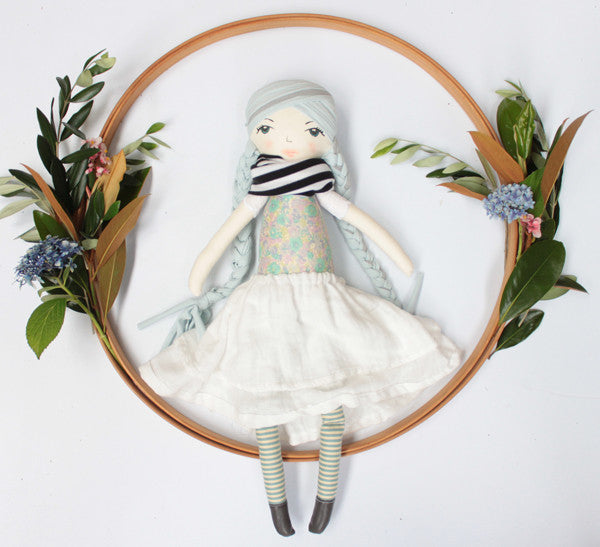 Hand made doll - Mia
