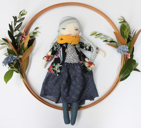 Hand made doll - Neve