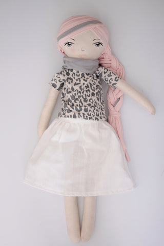Hand made doll - Tyla