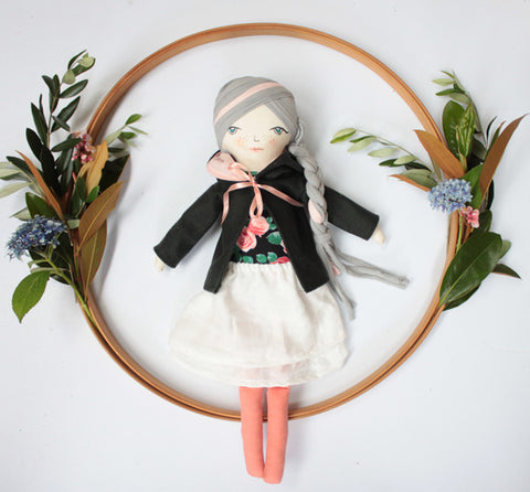 Hand made doll - Willow
