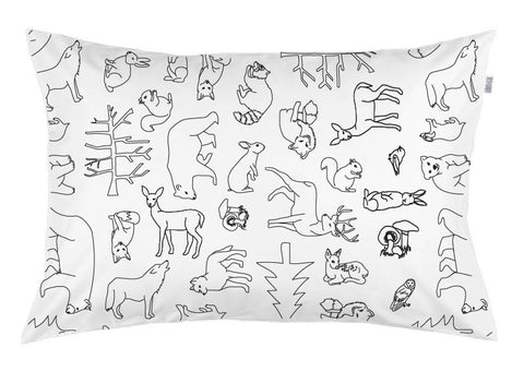 Woodland Pillowcase