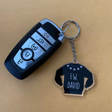 Load image into Gallery viewer, Ew, David Sweater Keychain