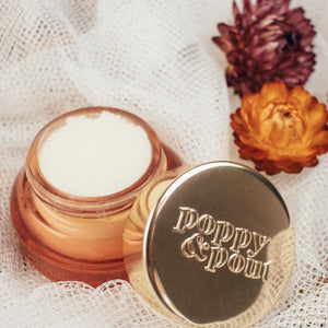 Pomegranate Peach Exfoliating Lip Scrub