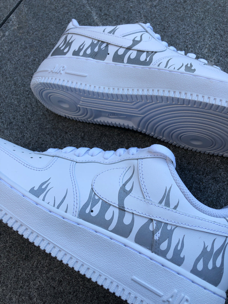 Reflective Custom Air Force 1