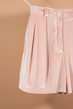 Load image into Gallery viewer, Velour Shorts (Blush)