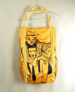 Tote-backpack - pachucos