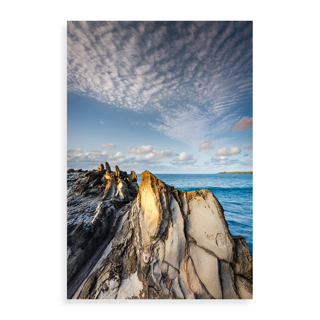 Dragons Teeth (Vertical) - Pueo Gallery