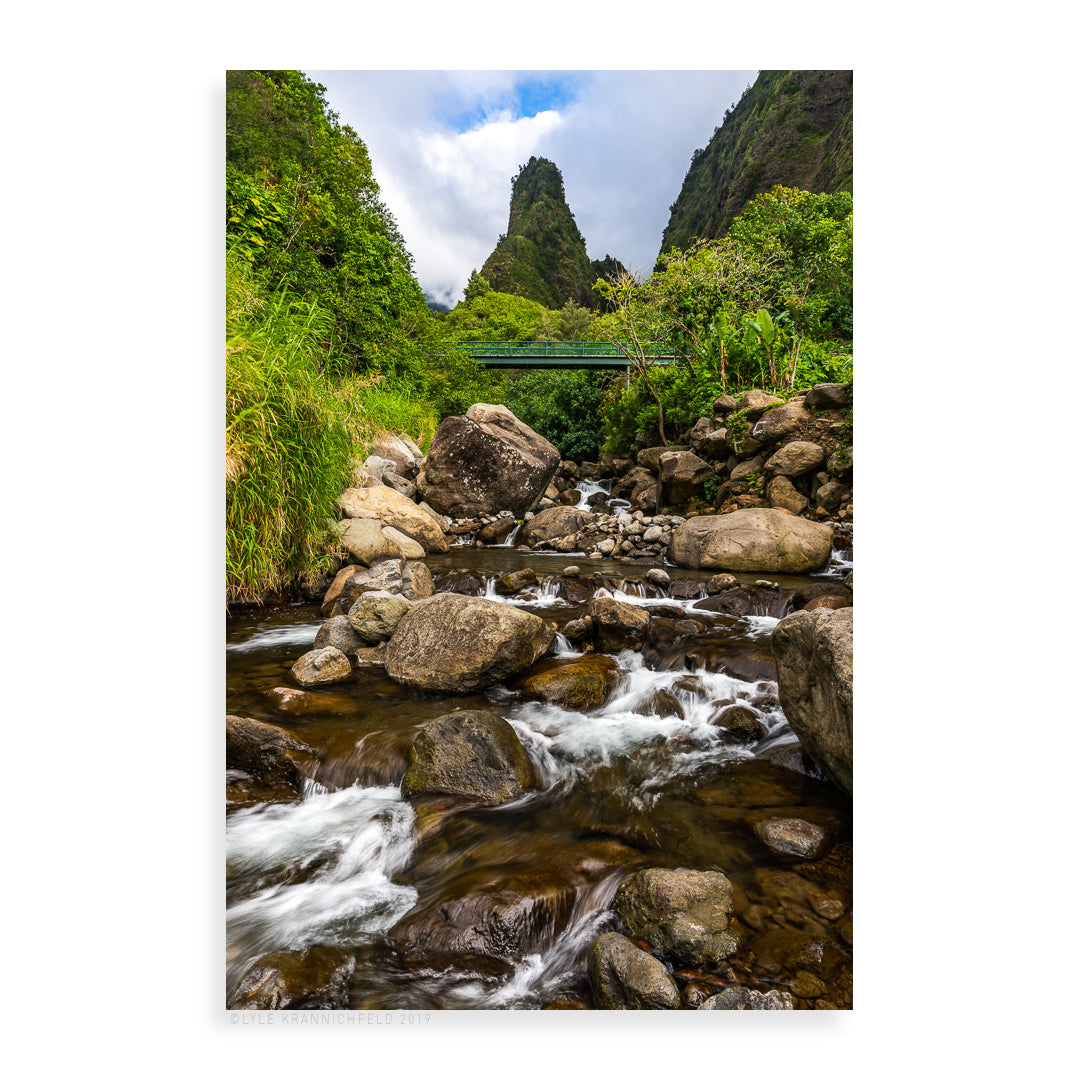 Iao Valley - Pueo Gallery