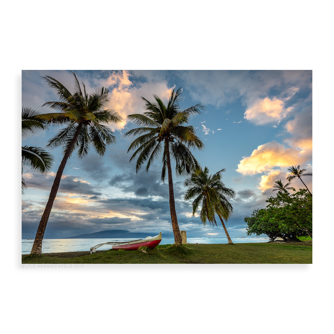 Outrigger Sunset - Pueo Gallery