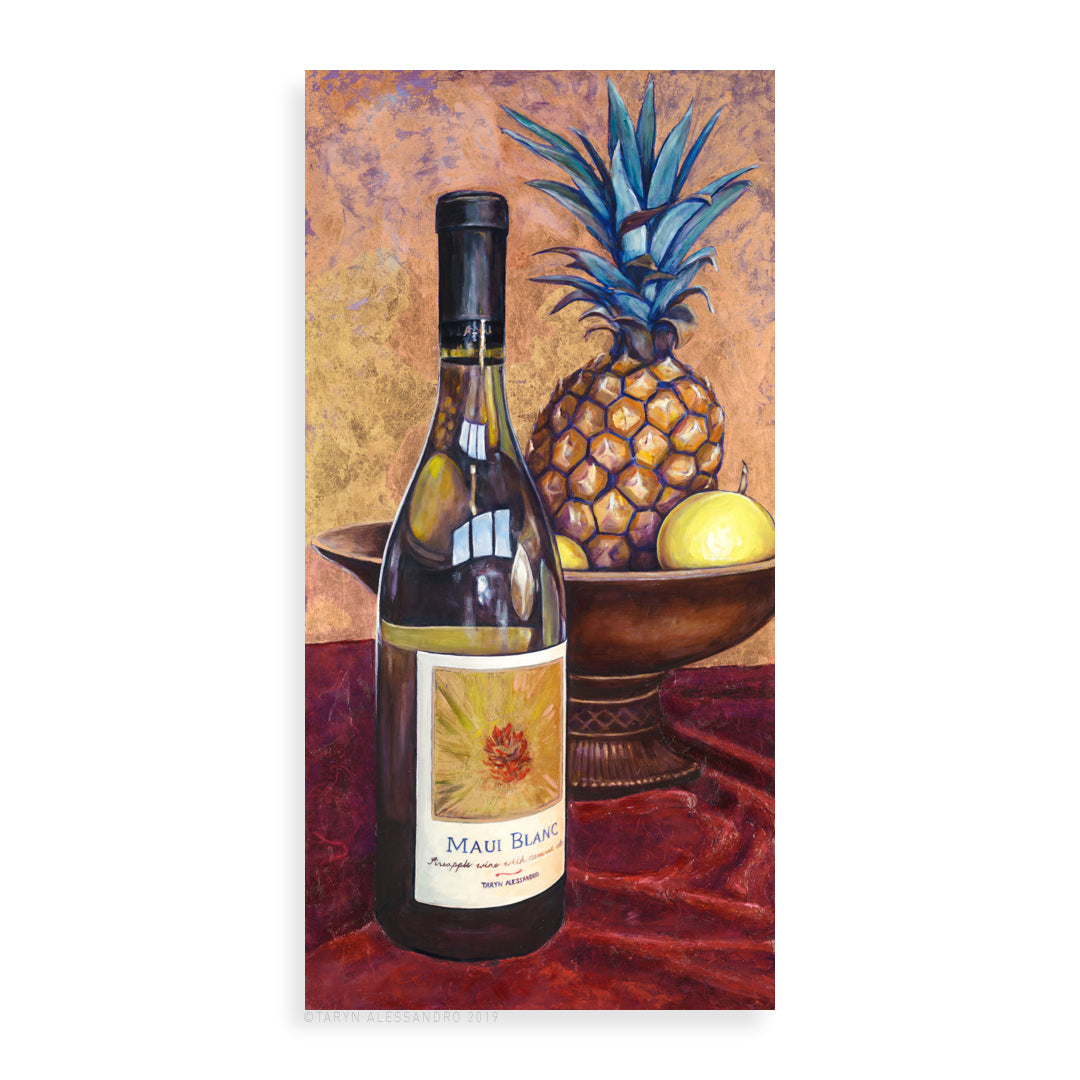Pineapple Wine - Pueo Gallery
