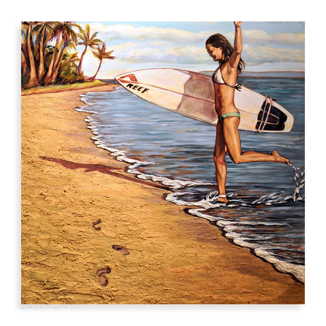 Surfers High - Pueo Gallery